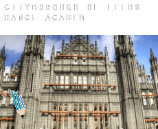 Leeds (City and Borough)  dance academy