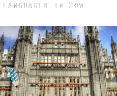 Languages in  Down