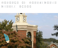 Bournemouth (Borough)  middle school