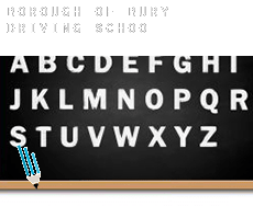 Bury (Borough)  driving school