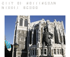City of Nottingham  middle school